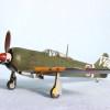 1/72  五式戦闘機Ⅰ型乙  アオシマ