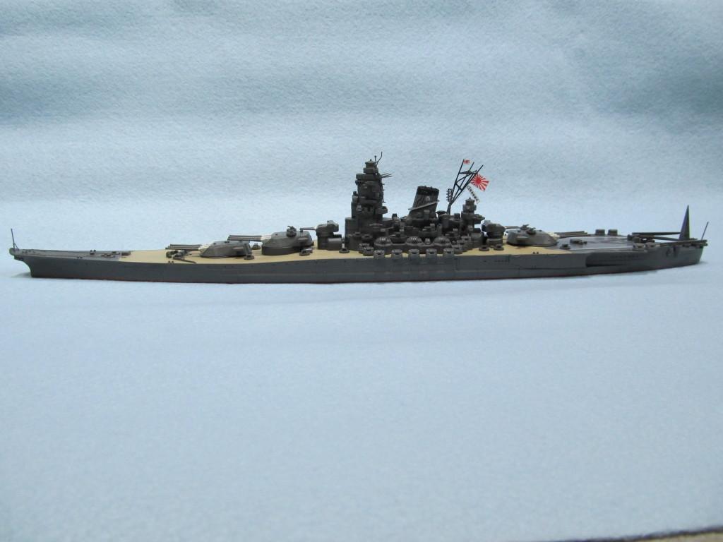1 700 戦艦 大和 タミヤ ひつじ模型製作所